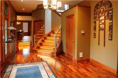 """Eagle's End,"" Pierson, Michigan. Architect/Designer: Bob Landman. Remodeler/Interior Architect: Creekside. Interior Designer: Ashley Cole Designs."