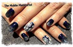 Winter nails Christmas nails