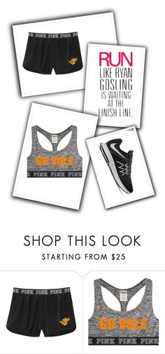 """""""Run"""" by lilyismyname-13 ❤ liked on Polyvore featuring Humör and NIKE"""