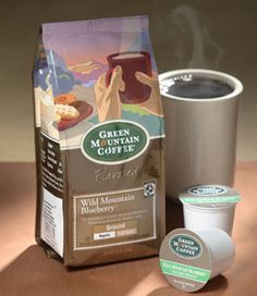 What's My Favorite Green Mountain K-Cup® Pack? (Giveaway) ~ Lille Punkin'