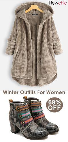 - Women fashion Edgy Videos - Women fashion For Work Winter - Winter Coats Women, Coats For Women, Clothes For Women, Cool Outfits, Casual Outfits, Fashion Outfits, Womens Fashion, Coat Shoes, Women's Shoes