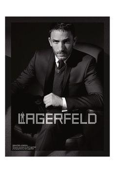 Campañas publicitarias moda otoño invierno 2013 2014 - Sébastien Jondeau - Karl Lagerfeld