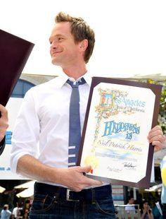 David Burtka, Neil Patrick Harris, Himym, Kindred Spirits, It's Raining, This Man, Good People, How To Find Out, Celebrities