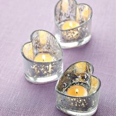 Your tealights will love these! #PartyLite #candles #homedecor