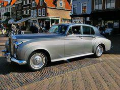Rolls Royce, Silver Cloud II 1960
