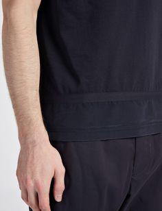 Mercerized Jersey + Silk Tee alternative image