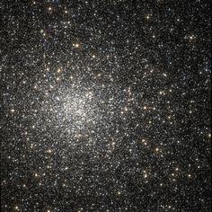 Cúmulo M62 (Messier 62 o NGC 6266) es un cúmulo globular en la constelación de Ophiuchus. Debido a su proximidad con el centro de la galaxia y la consecuente atracción que este ejerce sobre M62, el cúmulo está deformado ya que su área sureste está más concentrada que todas las demás. Contiene aproximadamente 89 estrellas variables muchas de ellas del tipo RR Lyrae. M62 también posee varias fuentes de rayos x.