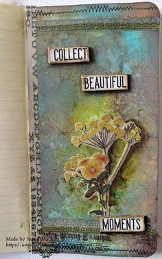 Astrid's Artistic Efforts: Travelers Notebook