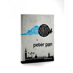 Peter Pan Journal (Paperback) Peter Pan Book, Never Say Goodbye, Great Thinkers, Dreams Do Come True, Blank Book, Popular Quotes, Classic Literature, True Art, Book Lovers