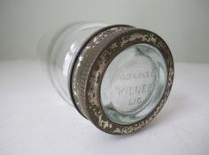 Vintage Kilner Glass Jar