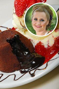 Reţeta de moelleux au chocolat recomandată de Elena Lasconi