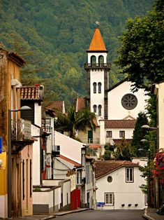 Furnas, Azores, Portugal. My home town