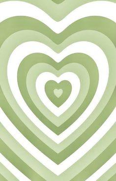 Iphone Wallpaper Green, Sage Green Wallpaper, Hippie Wallpaper, Heart Wallpaper, Iphone Background Wallpaper, Aesthetic Iphone Wallpaper, Aesthetic Wallpapers, Background Heart, Image Pastel
