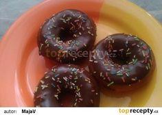 Donuty - Homerovy koblihy recept - TopRecepty.cz