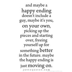maybe a happy ending..