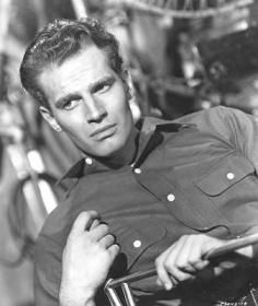 Charlton Heston enlisted in the United States Army Air Forces in 1944. Served 2 yrs as a radio operator and aerial gunner aboard a B-25 Mitchell stationed in the Alaskan Aleutian Islands with the Eleventh Air Force. He reached the rank of Staff Sergeant. After his service and rise to fame, he was chosen as a narrator for highly classified Military and Department of Energy instructional films, particularly relating to nuclear weapons For 6 yrs he held the nation's highest security clearance.