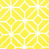 Funky fabric - would be fun to create a throw pillow in something this bright