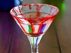 Halloween Bloody Martini