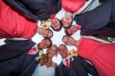 Abby and Cody - the bridal party - photo credit -R. Destination Wedding, Wedding Venues, South Dakota, Receptions, Photo Credit, Serenity, Backdrops, Dream Wedding, Wedding Photography