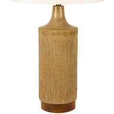 David Cressey Table Lamp | From a unique collection of antique and modern table lamps at https://www.1stdibs.com/furniture/lighting/table-lamps/