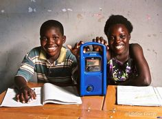 Two students who missed a lesson are making it up by using the Lifeplayer after school. · · · · #NonProfit #Education #EducationForAll #Education4All #Learning #Radio #Technology #SolarPower #SolarEnergy #CleanEnergy #CleanTechnology #Africa #AfricaRising #children #schoolchildren #schoolgirl #schoolboy #chooseday #accessibility #educationispower #educationiskey #learningisfun #portrait #portraitphotography #childrenphotography