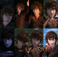 Hiccup Horrendous Haddock the Third, the Hope and Heir to the Tribe of Hairy Hooligans.