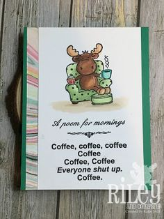 Riley & CO: Winter 2016 Coffee Lovers Bloghop!