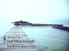 Pulau Tidung ini dapat dijadikan wisata bahari dan wisata sejarah yang menarik untuk dikunjungi. #pulautidung