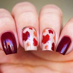 Here's presenting a featured collection of autumn nail designs – something to compliment the autumn season. The change of season inevitably...