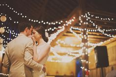 How to Plan for Lighting on Your Wedding Day