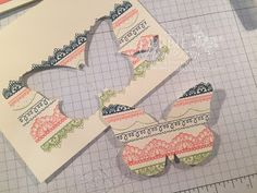 Debbie's Designs: March Club Projects!