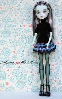 New Monster High Dolls, Monster High Clothes, Monster High Custom, Monster High Repaint, Tiny Dolls, Ooak Dolls, Barbie Dolls, Art Dolls, Pretty Dolls