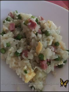 cook white rice ~ cook white rice on stove . cook white rice in instant pot Paella, Prep & Cook, Cooking White Rice, Cake Factory, Risotto, Potato Salad, Food And Drink, Cooking Recipes, Dishes