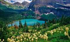 「Grinnell Lake」の画像検索結果