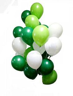 Set of 3 Walking Chicken Helium Balloon Birthday Kids Party Toy
