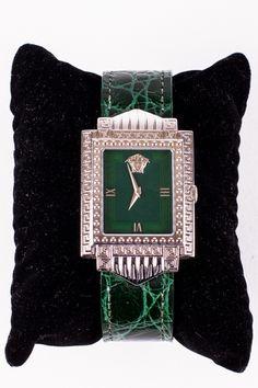 Vintage Versace VSC-1901 Watch
