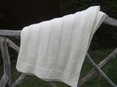 Ravelry: With A Twist Blanket pattern by Brenda Green