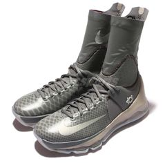 Nike KD 8 Elite EP VIII Kevin Durant Neutral Men Basketball Playoffs 835615-001 in Clothes, Shoes & Accessories, Men's Shoes, Trainers | eBay