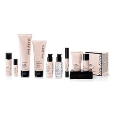 I love Mary Kay products!
