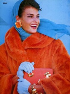 Linda Evangelista, Vogue 1990, Patrick Demarchelier
