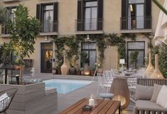 View deals for Hotel Oasis. Guests praise the locale. Picasso Museum is minutes away. WiFi is free, and this hotel also features a bar and breakfast. Aix En Provence, Ste Cecile, Oasis, Barcelona, Hotels, Eurotrip, Exterior, Inspiration, Outdoor Decor