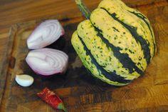 Mundfreude: Pasta mit Kürbissoße und Fenchelpaprikasalat http://mundfreude.blogspot.de/2014/11/pasta-mit-kurbissoe-und.html?m=1