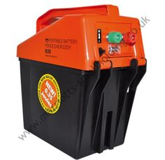 Battery 9V Energizer B35 - Gallagher Electric Fencing