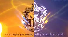 Hufflepuff=me, Ravenclaw=my sister; this post is is perfect example of us together :)