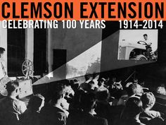 Educational motion pictures were shown at 1,833 meetings which were attended by 99,721 farm people. 1949 Extension Annual Report. Courtesy of Clemson University Special Collections. #ClemsonExt100