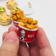 Miniature Crafts, Miniature Food, Miniature Dolls, Miniature Tutorials, Clay Tutorials, Barbie Food, Doll Food, Tiny Food, Fake Food