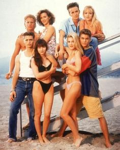 My absolute FAVORITE TV SHOW of all times! Beverly Hills 90210!!! Eghad, I was addicted, god help me!