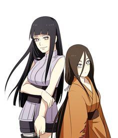 hinata and hanabi the last naruto the movie