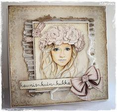 Mint crafting stuff: Imagine And Do A beautiful like a flower :))