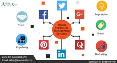 Acutesoft is the leading Online Reputation Management Company in India. We offer brand reputation management services to the organizations effectively. Reputation Management, Management Company, Digital Marketing Services, Email Marketing, Positive And Negative, Social Media Content, Online Sales, Organizations, Web Development